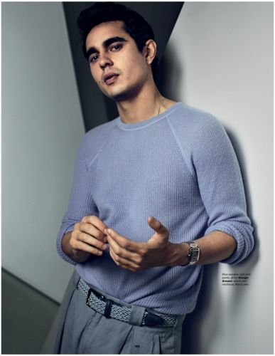 Max Minghella of 'The Handmaid's Tale' Covers Esquire Singapore