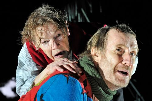 Glenda Jackson thought Brits would scoff at her as King Lear