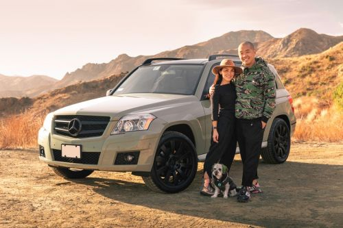 DRIVERS: jeffstaple and His 2010 Mercedes-Benz GLK 350 4MATIC