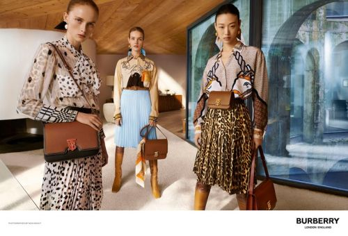 Riccardo Tisci Drafts in Six Photographers for His Debut Burberry Campaign