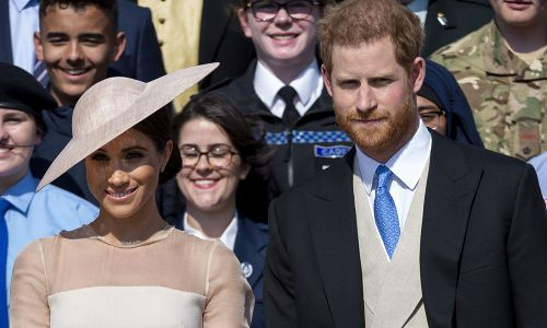 "Prince Harry and Meghan Markle Reportedly Had ""Baby-Making Sex"" on Their Wedding Night"