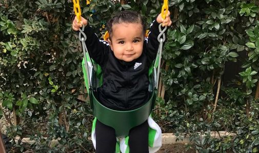 Dream Kardashian Now Has Pink Hair, and She's Totally Her Mommy Blac Chyna's Mini-Me!
