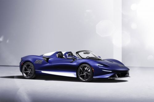 McLaren Launches Windshield Version of Its Limited-Edition 804-Horsepower Elva