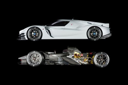 Toyota Is Developing a Road-Legal Version of Its GR Super Sport
