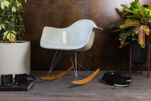 Modernica Partners With Stance for Latest Chair Collaboration