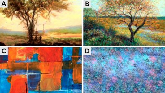 Most people can't distinguish between AI and human art, says a new study