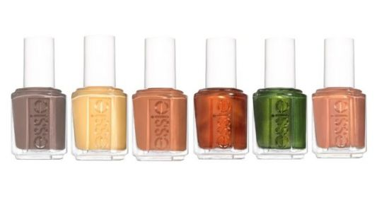 """Essie's Fall Nail Polish Features a Totally New """"Velvet"""" Formula"""