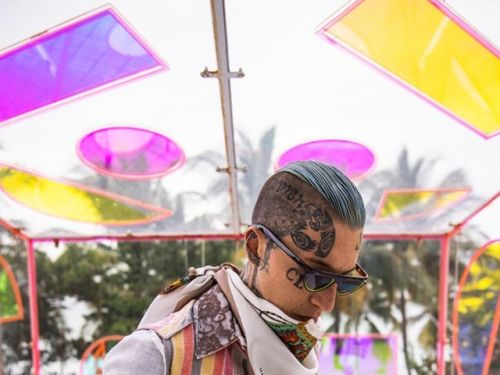 Stylish Soldier: Ears of Buddha's Sustainable and Stylish Spring/Summer 2021