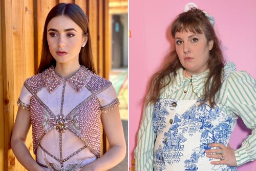 Lily Collins to star as Polly Pocket in Lena Dunham's live-action film