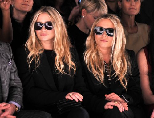 The Olsen Twin Guide to Posing for the Camera