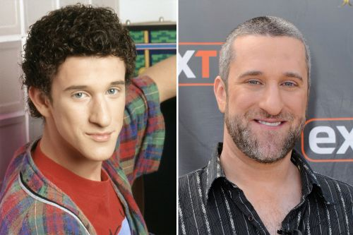 'Saved By the Bell' Star Dustin Diamond Hospitalized, Cancer Likely