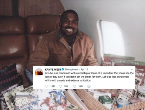 Is Kanye right - do we place too much emphasis on originality?