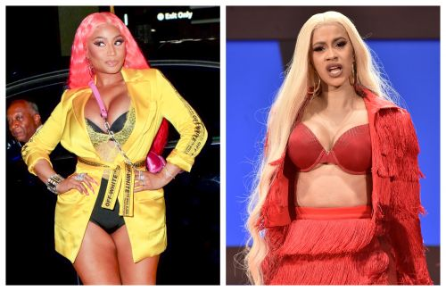 Oh, $ *! Nicki Minaj Just Released New Merch Aimed At Cardi B