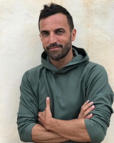 Nicolas Ghesquière posts a defiant anti-Trump message