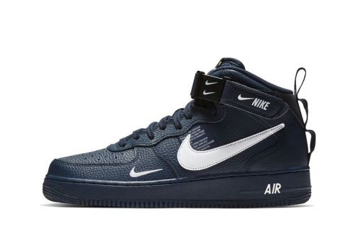 Nike Builds on Its Multi-Swoosh Initiative With New Air Force 1