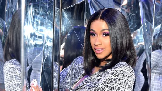 Cardi B's Ridiculous Post-Baby Bod Is The Perfect Fitspo