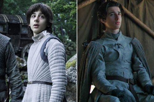 'Game of Thrones' fans go wild over Robin Arryn's 'glow up'