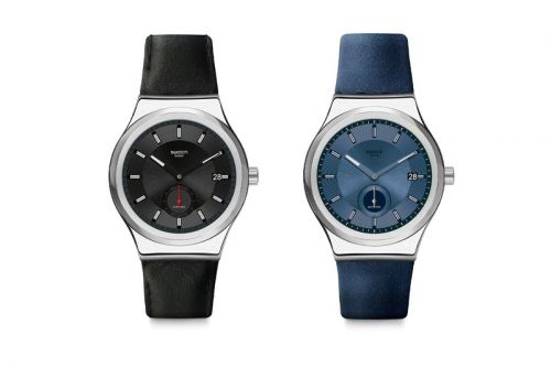 Swatch Brings In Small Seconds to Its Sistem51 Collection