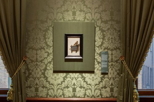 The secret history behind the world-famous 'Goldfinch' painting
