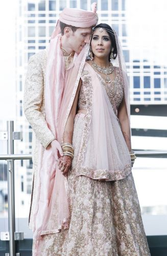 Resham + Nick Norfolk, VA Indian Wedding by Keith Cephus Photography