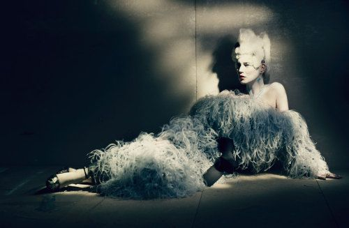 Kate Moss by Paolo Roversi for W April 2015See the full story at