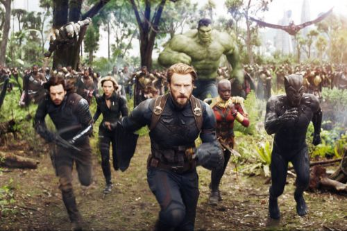 Superheroes battle to the death in thrilling 'Avengers: Infinity War'