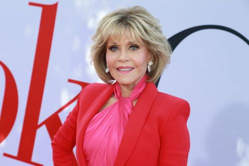 Great Outfits in Fashion History: Jane Fonda in Brandon Maxwell