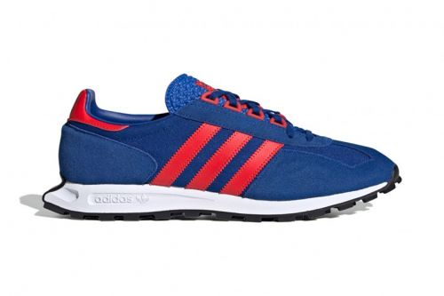 "Adidas Originals Brings Back Classic ""Blue/Red"" Racing 1"