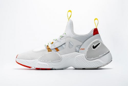 New Images of the Heron Preston x Nike Huarache E.D.G.E. Surface