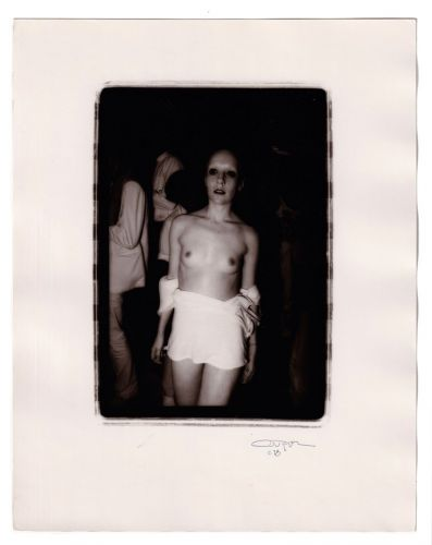 1970s Polaroids Immortalising the Style and Stars of Studio 54