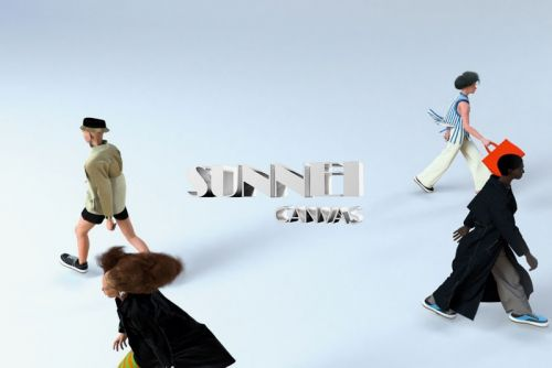SUNNEI Is in a CGI World of Its Own