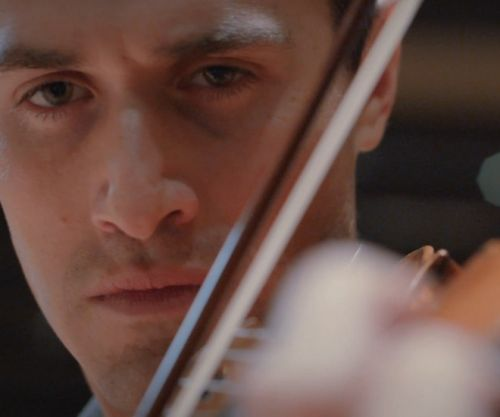 Inspiring Greatness: Classical Violinist Charlie Siem