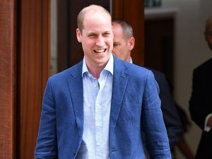 Prince William Just Gave Us A Big Clue About The Royal Baby's Name