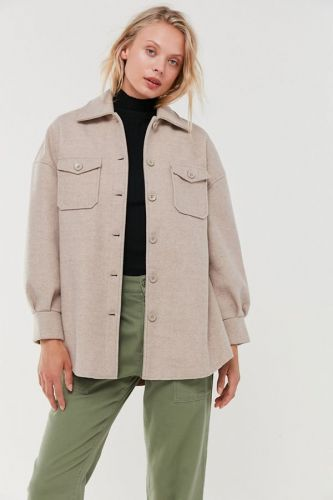 """17 Ways to Wear the """"Shacket"""" Trend Taking Over This Fall"""