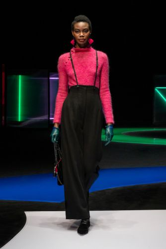 Emporio Armani: Ready-to-wear AW21