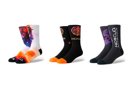 Kid Cudi Celebrates 'Man on the Moon: The End of Day' 10th Anniversary With Stance Socks Capsule