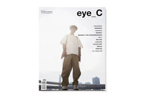 Eye C Releases Its First Physical Print Edition Magazine for SS19