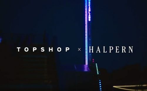 Topshop to collaborate with Michael Halpern