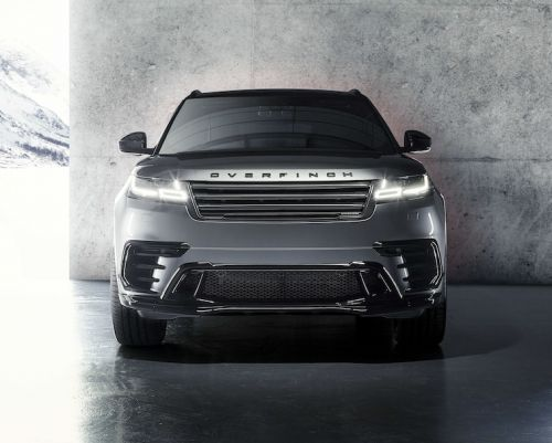 Range Rover Velar 'Redefined' by Overfinch Revealed