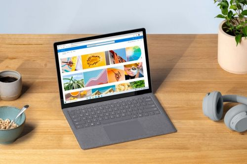 Microsoft's Surface Laptop 4 Offers Impressive Performance and Battery Updates