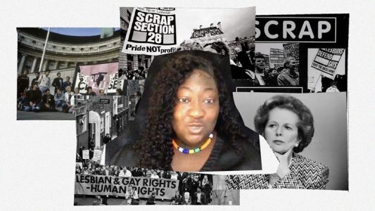 Lady Phyll charts the history of UK Black Pride