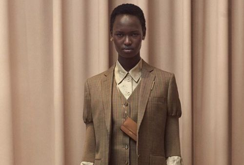 Riccardo Tisci opts for urban luxe in Burberry's latest resort collection