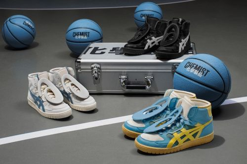 ASICS x Chemist Creations All Court Alpha-L Goes From the Lab To the Basketball Court