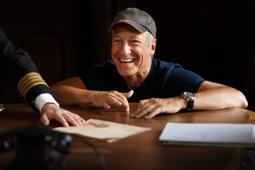Mike Rowe's new show 'Six Degrees' is a love letter to his dad