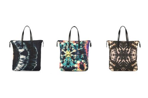 Dries Van Noten's Canvas & Quilted Nylon Tote Bags Are A Flower-Power Statement