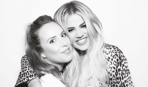 So, Khloé Kardashian's Assistant Just Attended a Cavs Game - but It's Not What It Looks Like