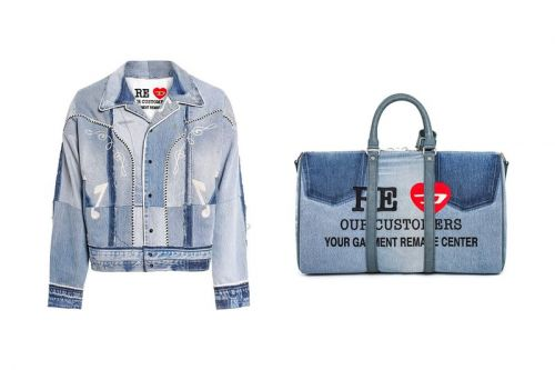 READYMADE Opens Raffle for Entire Diesel Red Tag Collaboration