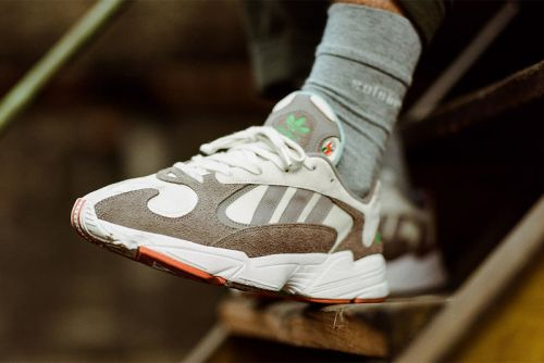 The Solebox x adidas Yung-1 Arrives This Week