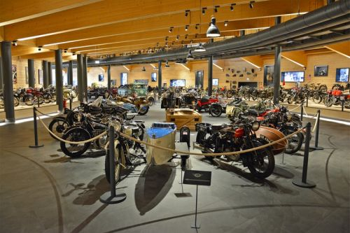 Austrian Museum Fire Destroys More Than 230 Classic Motorcycles