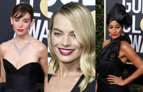 2018 Golden Globes Beauty: Best Hair and Makeup